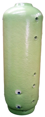 Buffer Vessel with insulation