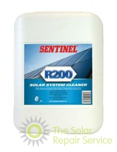 Sentinel Solar R200 cleaner