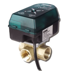 Resol VA32 three port valve