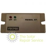 Resol E1 Frepar 100 Solar Controller