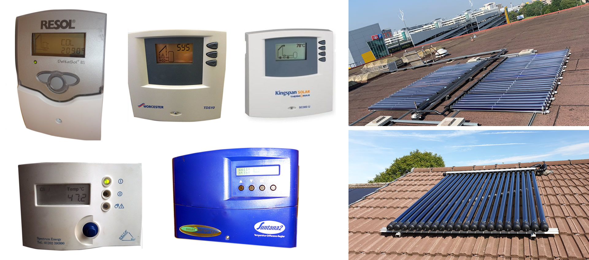Solar Repairs & maintenance (heating & PV)